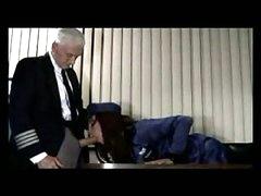 Police Crossdresser Gets Pounded