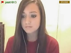 Amat Webcam Stickam Pink101300 masturbate