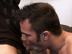 Zeek had longed to stuff his stud-hammer into a straight guy, so he...